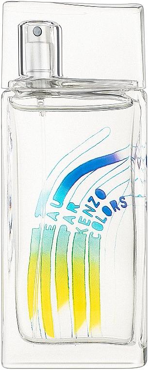 Kenzo Leau Par Colors Pour Homme - Apă de toaletă — Imagine N1