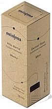 Parfumuri și produse cosmetice Ață dentară, 30 m - Minima Organics