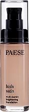 Parfumuri și produse cosmetice Fond de ten - Paese Lush Satin
