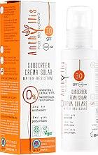 Parfumuri și produse cosmetice Cremă pentru corp cu protecție solară FPS30 - Anthyllis Sunscreen Creama Solar Water Resistant