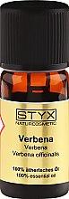 """Parfumuri și produse cosmetice Ulei esențial """"Verbena"""" - Styx Naturcosmetic (Tester)"""