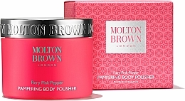 Parfumuri și produse cosmetice Molton Brown Fiery Pink Pepper Pampering Body Polisher - Scrub pentru corp
