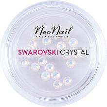 Parfumuri și produse cosmetice Strasuri pentru unghii - NeoNail Professional Swarovski Crystal SS9 (20 bucăți)