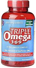"""Parfumuri și produse cosmetice Supliment alimentar """"Omega 3-6-9"""" - Holland & Barrett Triple Omega 3-6-9"""