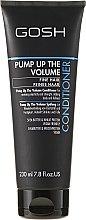 Parfumuri și produse cosmetice Balsam de păr, pentru volum - Gosh Pump up the Volume Conditioner