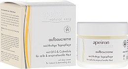 Parfumuri și produse cosmetice Cremă regenerantă de zi - Apeiron Regenerating Day Cream