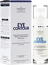 Parfumuri și produse cosmetice Cremă pentru zona din jurul ochilor - Farmona Eye Contour