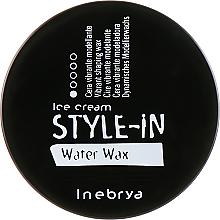 Parfumuri și produse cosmetice Ceară pentru coafarea părului - Inebrya Style-In Water Wax