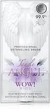 Perie de păr - Tangle Angel Brush Pearl White — Imagine N3