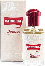 Parfumuri și produse cosmetice Carrera 770 Original Donna - Apă de parfum (tester fără capac)