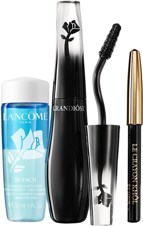 Set - Lancome Grandiose Set (mascara/10ml + cleancer/30ml + crayon/0.7g) — Imagine N2