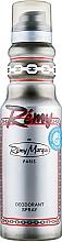 Parfumuri și produse cosmetice Remy Marquis Remy Men - Deodorant