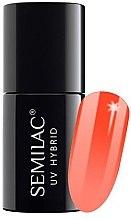 Parfumuri și produse cosmetice Lac de unghii - Semilac Thermal UV Hybryd Nail Polish