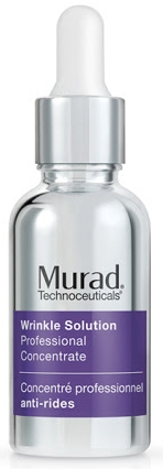 Ser facial antirid - Murad Technoceuticals Wrinkle Solution Professional Concentrate — Imagine N1