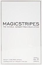 Parfumuri și produse cosmetice Patch-uri pentru ochi - Magicstripes The invisible, Surgery-Free Eyelid Lifting