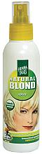 Parfumuri și produse cosmetice Spray iluminator pentru păr - Henna Plus Camomile Blondspray