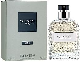 Parfumuri și produse cosmetice Valentino Valentino Uomo Acqua - Apă de toaletă