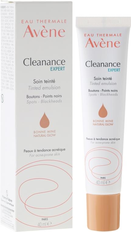 Emulsie pentru față - Avene Cleanance Tinted Expert — Imagine N1