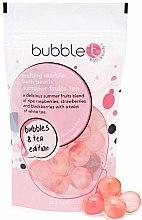 """Parfumuri și produse cosmetice Perle pentru baie """"Ceai cu fructe de vară"""" - Bubble T Bath Pearls Summer Fruits Tea Melting"""