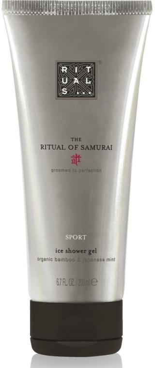 Gel de duș - Rituals Rituals The Ritual Of Samurai Sport Ice Shower Gel — Imagine N1