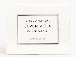 Parfumuri și produse cosmetice Byredo Seven Veils - Apă de parfum