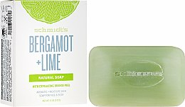 Săpun - Schmidt's Naturals Bar Soap Bergamot Lime — Imagine N1