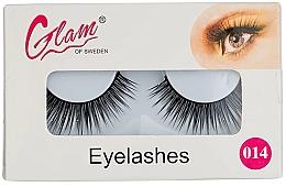 Parfumuri și produse cosmetice Gene false, №014 - Glam Of Sweden Eyelashes