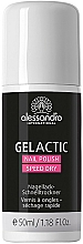 Parfumuri și produse cosmetice Spray pentru uscarea lacului - Alessandro International Gelactic Nail Polish Speed Dry