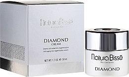 Parfumuri și produse cosmetice BIO Cremă regenerantă, cu efect anti-îmbătrânire - Natura Bisse Diamond Cream