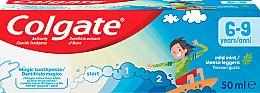 Parfumuri și produse cosmetice Pastă de dinți pentru copii 6-9 ani - Colgate Junior 6-9 Toothpaste