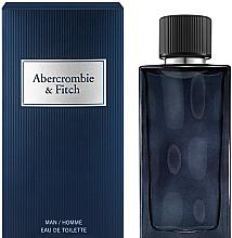Parfumuri și produse cosmetice Abercrombie & Fitch First Instinct Blue - Apă de toaletă