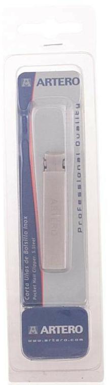 Clește din oțel pentru unghii - Artero Nail Clippers — Imagine N1