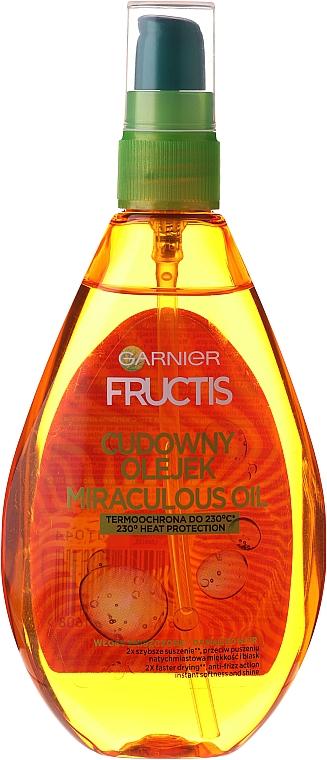 "Ulei de păr ""Argan"" - Garnier Fructis"