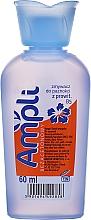 Parfumuri și produse cosmetice Soluție pentru înlăturarea gel-lacului (fără acetonă), sticlă albastră - Ampli