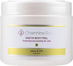 Parfumuri și produse cosmetice Peeling pentru corp - Charmine Rose Enzym Body Peel
