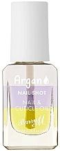 Parfumuri și produse cosmetice Ulei de argan pentru cuticule - Barry M Nail Shot Argan