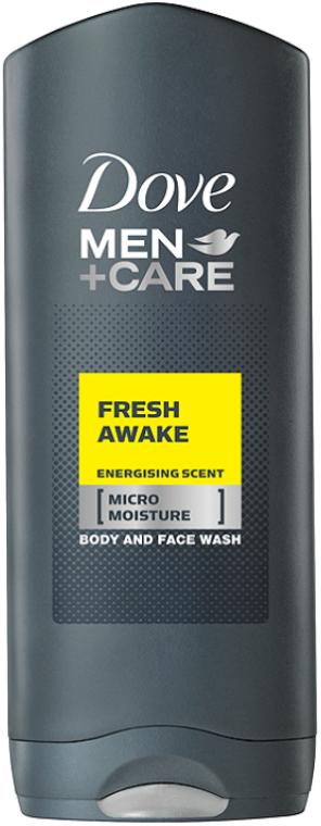 "Gel de duș ""Fresh awake"" - Dove Fresh Awake Shower Gel — Imagine N1"
