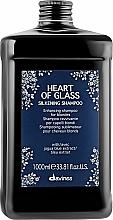 Parfumuri și produse cosmetice Șampon de menținere a blondului - Davines Heart Of Glass Silkening Shampoo
