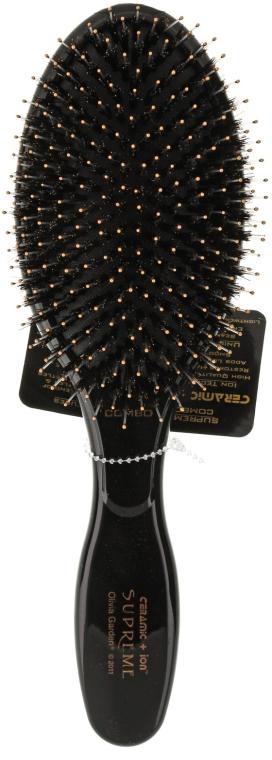 Perie de păr - Olivia Garden Ceramic+Ion Supreme Combo