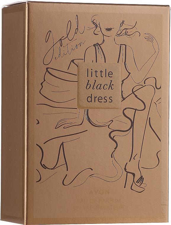Avon Little Black Dress Gold Edition - Apă de parfum