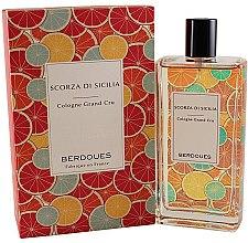 Parfumuri și produse cosmetice Berdoues Scorza Di Sicilia Cologne Grand Cru - Apă de colonie