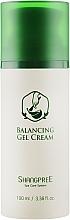 Parfumuri și produse cosmetice Gel-cremă pentru hidratare intensă a tenului - Shangpree Balancing Gel Cream