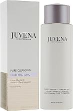 Parfumuri și produse cosmetice Soluție tonică pentru ten normal și gras - Juvena Pure Cleansing Clarifying Tonic