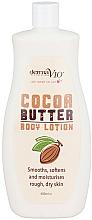 Parfumuri și produse cosmetice Loțiune cu nucă de cocos pentru corp - Derma V10 Cocoa Oil Body Lotion