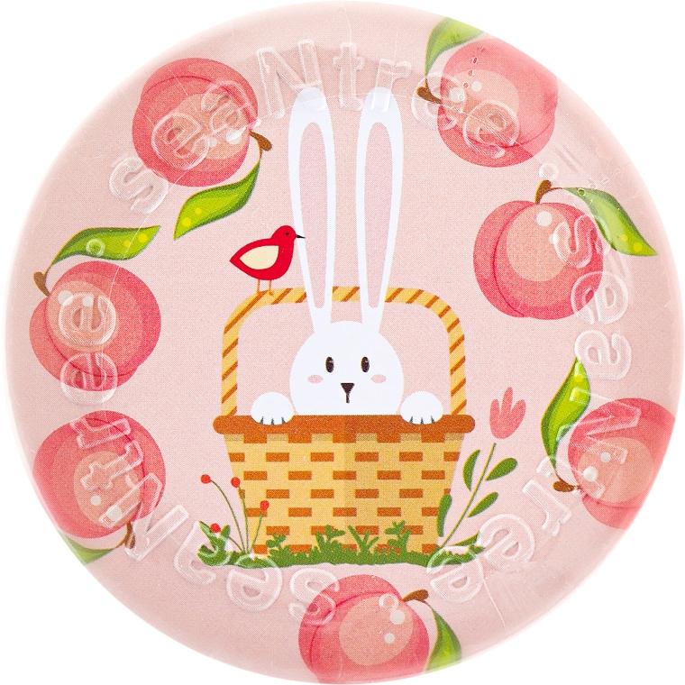 "Cremă de mâini ""Caise"" - SeaNtree Steam Hand Butter Cream Soft Peach Bunny — Imagine N2"