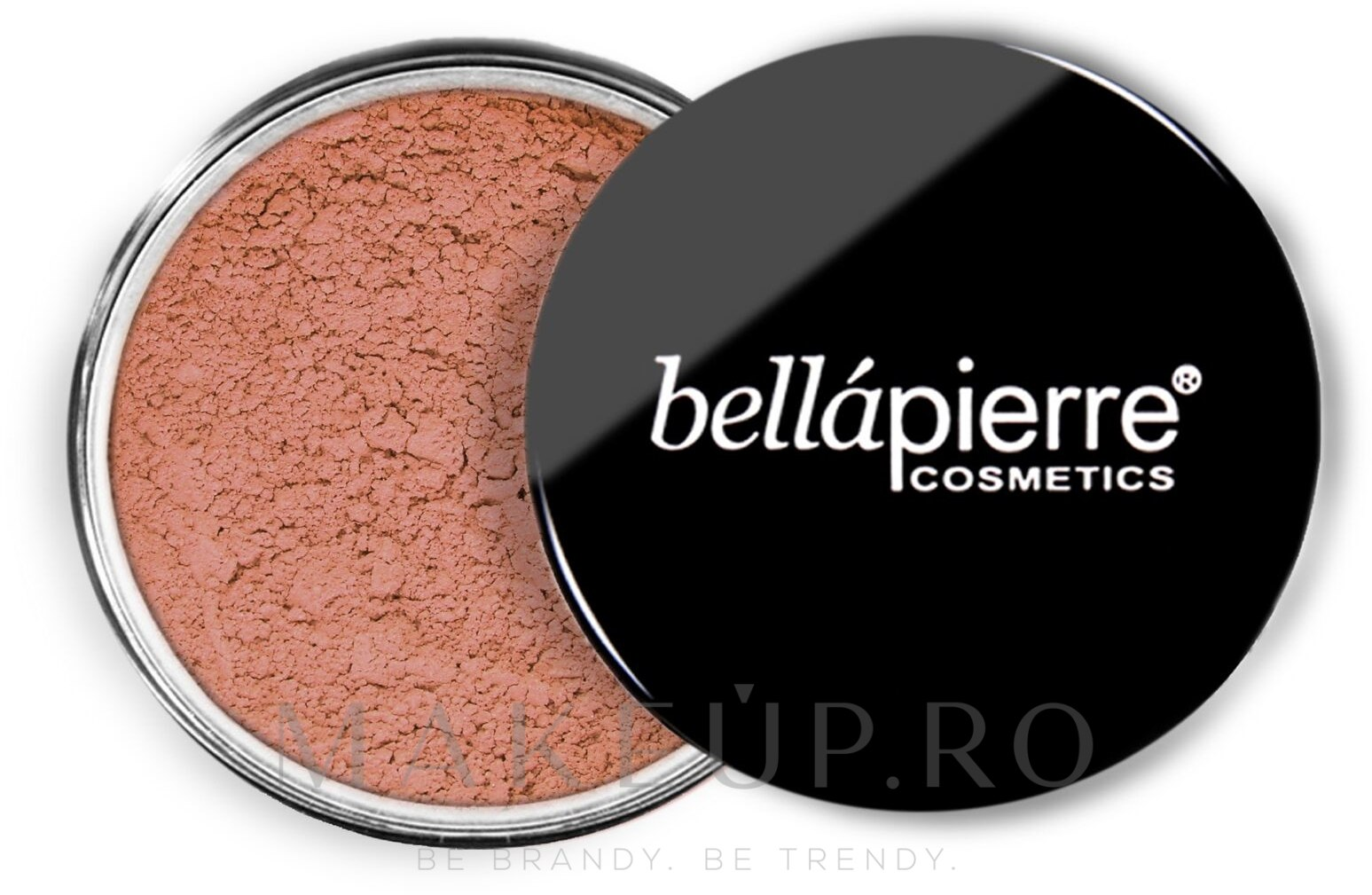 Fard de obraz pe bază de minerale - Bellapierre Mineral Blush — Imagine Amaretto