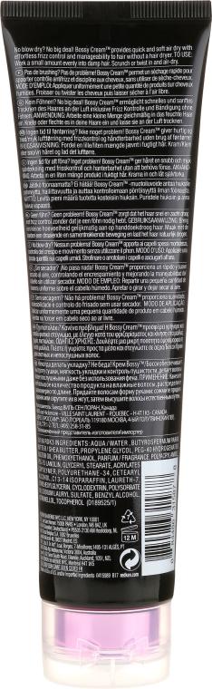 Cremă pentru aranjarea părului rebel - Redken No Blow Dry Bossy Cream — Imagine N2
