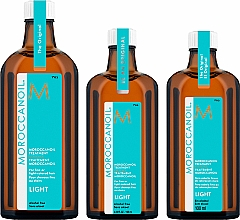 Ulei regenerator pentru părul subțire și de culoare deschisă - Moroccanoil Treatment For Fine And Light-Colored Hair — Imagine N11