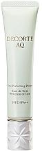 Parfumuri și produse cosmetice Bază de machiaj - Cosme Decorte Tone Perfecting Primer SPF25
