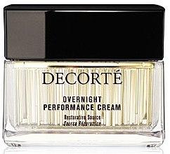 Parfumuri și produse cosmetice Cremă de noapte pentru față - Cosme Decorte Vi-Fusion Overnight Performance Cream
